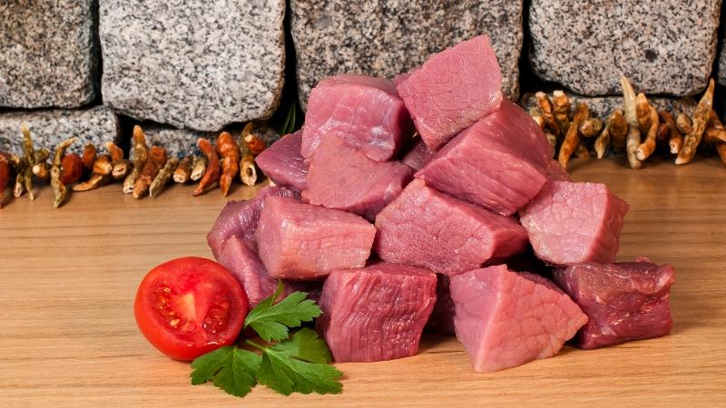 Βουβαλίσιο κρέας