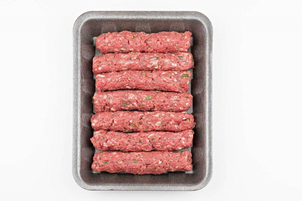 Βουβαλίσιο Σουτζουκάκι, 100% βουβαλίσιο κρέας